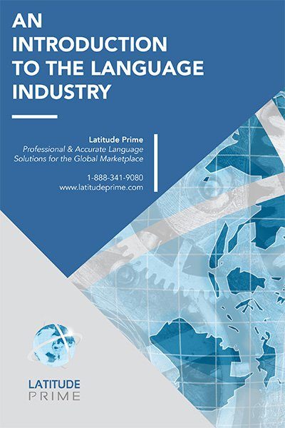 An Introduction to the Language Industry eBook